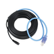 Roof and Gutter De-Icing Cable Kit, 150 Watts, 30-Foot Roof Snow De-Icing Kit