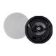 Monoprice Alpha Ceiling Speakers 6.5in Carbon Fiber 2-way (pair) (Open Box)