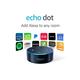Echo Dot (2nd Generation) - Smart speaker with Alexa - Black smart Home