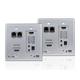 Monoprice HDBaseT Wall Plate Extender Kit (Open Box)