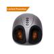 Shiatsu Foot Massager Electric Heat Kneading -Foot Massage Machine Rolling and Air Compression (Refurbished)