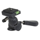 Monoprice Camera Head Compact Pan & Tilt Arm with Plate (Open Box)
