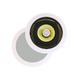 Monoprice Caliber In-Ceiling Speakers, 8in Fiber 2-Way (pair) (Open Box)