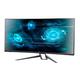 Monoprice MP 35in Zero-G Curved FreeSync 100Hz 1440p UWQHD Monitor (Open Box)