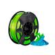 Monoprice Hi-Gloss 3D Printer Filament PLA 1.75mm 1kg/spool, Pale Green