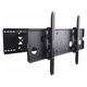 Monoprice Titan Series Full-Motion Articulating TV Wall Mount Bracket - For TVs 32in to 60in, Max Weight 175lbs, Extension Range of 5.0in to 20.0in, VESA Up to 750x450, Works with Concrete (Open Box)