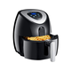 Tidylife 4.5 QT Air Fryer, 1500W 8 in 1 One-Touch Cooking 180-400 ℉ Fast Cooking - AF-11A