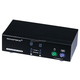 Monoprice 2-Port DVI KVM Switch, Retail (Open Box)