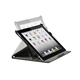 Monoprice Duo Case and Stand with Magnetic Latch for iPad Air, Black (Open Box)