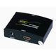 Monoprice Component Video + Digital Coaxial and Digital Optical Audio to HDMI Converter (Open Box)