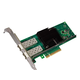 Intel Ethernet Converged Network Adapter X710-DA2 - PCI Express 3.0 x8 - 2 Port(s) - Twinaxial - Retail