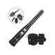 INTEY Hunter Series Pin-Pointer: Detecting Metals and Coins with 180° Rotatable Shovel & Waist Bag kit