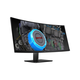 "HP Z38c 37.5"" 21:9 Curved IPS Monitor - LED 3840X1600 1 000:1 Z4W65A4 HDMI BLACK 5MS - Z4W65A4#ABA"