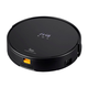 Strata Home by Monoprice Powered by STITCH Wireless Smart Robotic Vacuum With Mop, App Controlled and Navigation, Hard Floor/Carpet, Works With Amazon Alexa, Google Home, Black (Open Box)