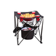 Pure Outdoor by Monoprice Tailgating Table with Insulated Cooler