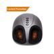 Shiatsu Foot Massager Electric Heat Kneading -Foot Massage Machine Rolling and Air Compression  (Open Box)