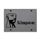 """Kingston UV500 480 GB Solid State Drive - SATA (SATA/600) - 2.5"""" Drive - Internal - 520 MB/s Maximum Read Transfer Rate - 500 MB/s Maximum - SUV500B/480G"""