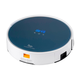 Strata Home by Monoprice Powered by STITCH Wireless Smart Robotic Vacuum With Mop, App Controlled & Navigation, Hard Floor/Carpet, Works With Alexa, Google Home, No Hub Required, Blue/White (Open Box)