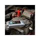 INTEY Car Battery Charger 5A 6V/12V, Portable Motorcycle Battery Charger for Lead Acid, CA-CA, Maintenance-Free, AGM, Gel Battery