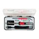 Monoprice 5-Piece Soldering Tool Set With 30-Watt Soldering Iron