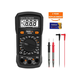 TACKLIFE Multimeter, DM03B Electrical Tester 2000 Counts Manual-Ranging Amp Volt Ohm Meter Diode and Continuity Tester Voltage Detection
