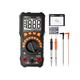 Multimeter, Tacklife DM08 Digital Multimeter, DC/AC Voltage Tester, DC/AC Current Measurement, Battery Voltage Detector, Non-Contact Voltage Detection, Resistors