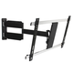 Monoprice Full-Motion Articulating TV Wall Mount Bracket For TVs 32in to 70in, Max Weight 55lbs, VESA Patterns Up to 600x400, Works with Concrete & Brick, UL Certified (open box)