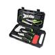 Mossy Oak Hunting Field Dressing Kit - Fixed Blade Full Tang Handle Portable Butcher Game Processor 8pcs Set