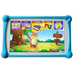 Kids Tablet, B.B.PAW 7 inch 1G+8G WiFi Android Tablet with Additional 120+ English Preloaded Learning & Training Apps for Kids-Blue