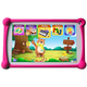 Kids Tablet, B.B.PAW 7 inch 1G+8G WiFi Android Tablet with 120+ English Preloaded Learning&Training Apps for Kids-Hot Pink