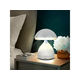 Albrillo Kids Night Light Baby 7-color Lamp with Tap Sensor, Mushroom Shaped