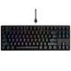 Dark Matter by Monoprice Collider TKL Gaming Keyboard - Cherry MX Red, RGB Backlit, USB-C