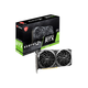 MSI NVIDIA GeForce RTX 3060 Ventus 2x Overclocked Dual-Fan 12GB GDDR6 PCIe 4.0 Graphics Card