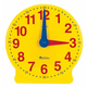 Geared Teaching Clock