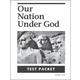 Our Nation Under God Test