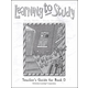 Learning to Study Book D Teacher Guide