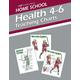 Health 4-6 Homeschool Teaching Charts