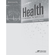 Health in Christian Perspective Student Quiz and Test Book