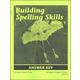 Building Spelling Skills 1 Teacher 2ED