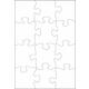 Compoz-A-Puzzle - Rectangle (5-1/2