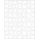 Compoz-A-Puzzle - Rectangle (8-1/2