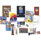 Book of Many Colors Deluxe Package with Art Materials
