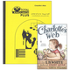Charlotte's Web TLP Study Guide and Book