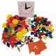Kindergarten Color Math Manipulative Kit
