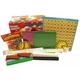 Manipulative Kit 1 (Basic Plastic Pattern Blocks, NO Optional Items)