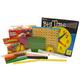 Manipulative Kit 1 (Basic Plastic Pattern Blocks, Optional Items)