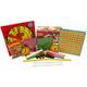 Manipulative Kit 1 (Basic Plastic Pattern Blocks, Judy Clock, Optional Items)