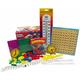 Manipulative Kit 2 (Basic Plastic Pattern Blocks, NO Optional Items)