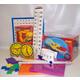 Manipulative Kit 2 (Plastic Pattern Block Upgrade, NO Optional Items)