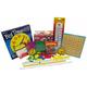 Manipulative Kit 2 (Basic Plastic Pattern Blocks, Optional Items)
